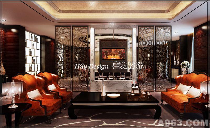 中华室内设计网 作品中心 公共空间 酒店设计 > 香港喜力设计成都机构
