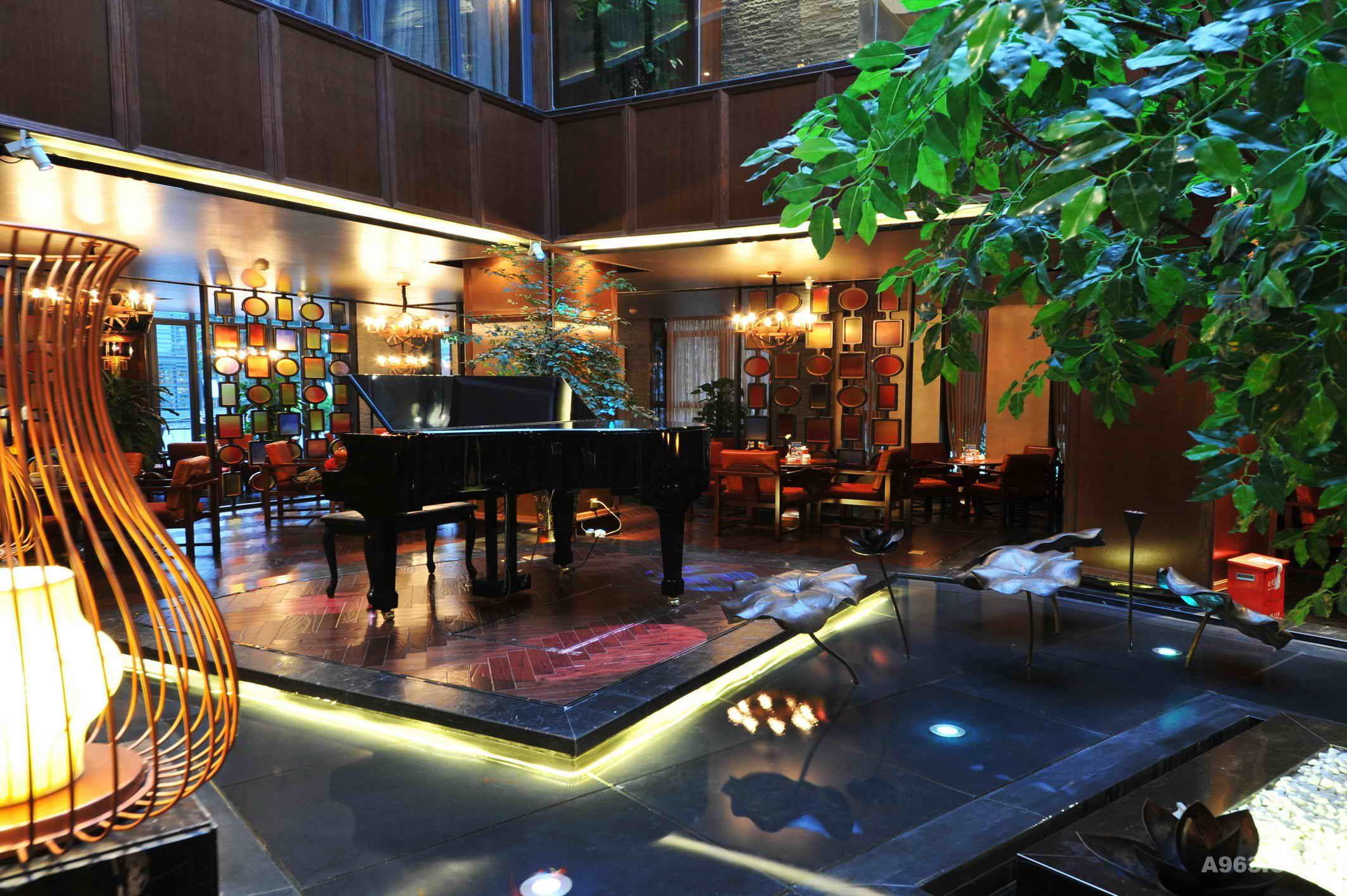 铁像寺水街-熙云轩中餐厅设计说明           铁像寺水街是四川.