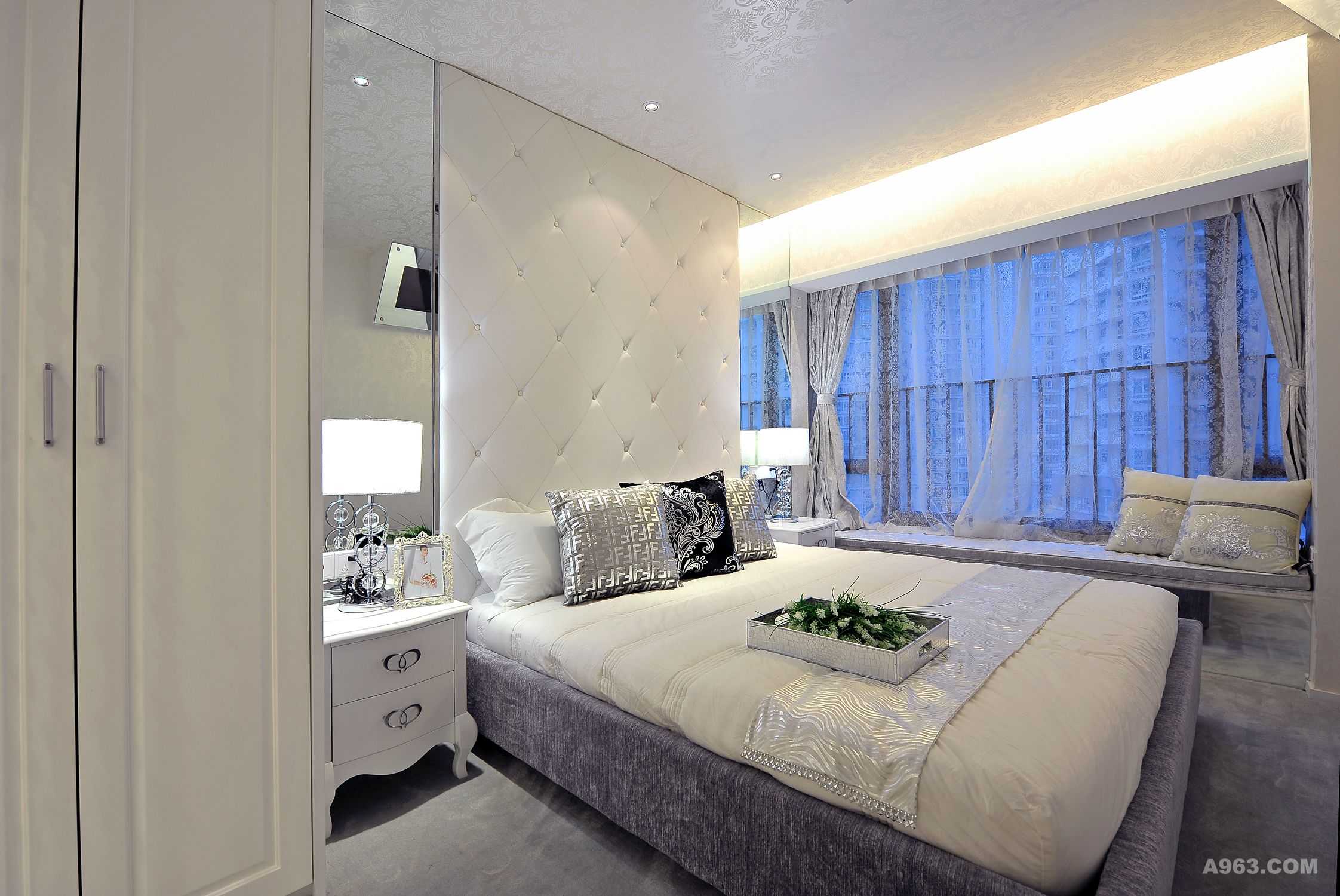 背景墙 房间 家居 起居室 设计 卧室 卧室装修 现代 装修 2244_1500