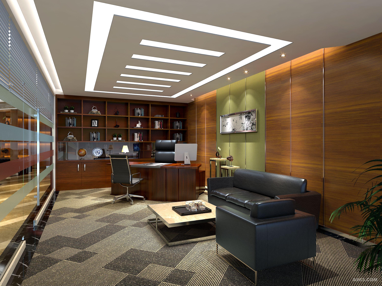 办公室 - 成都办公空间设计作品 – 方案 – 经典案例