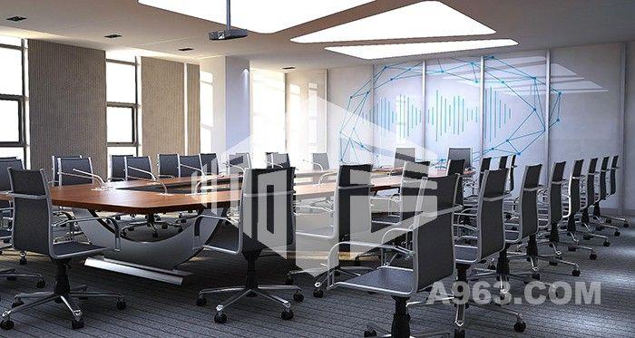 科大讯飞办公室装修设计说明