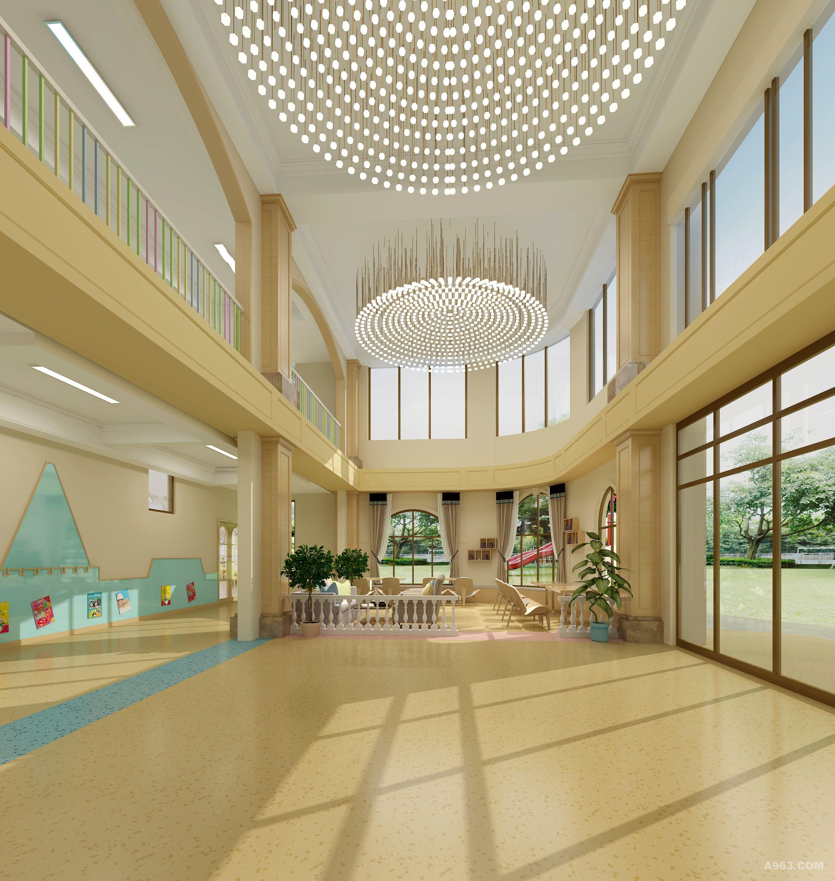 好孩子幼儿园 - 文化空间 - 第2页 - 程敏设计作品案例
