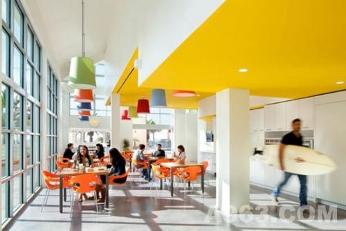 grupo gallegos创意办公空间设计-中国室内设计第一