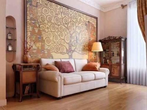 金色幕墙室内装修