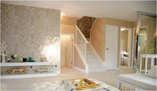 华丽而绝美的白色唯美主题 室内装修设计