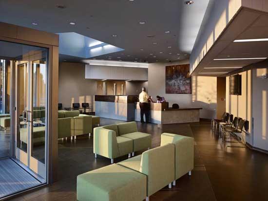 医疗建筑设计欣赏:美国孟菲斯动物医院图片