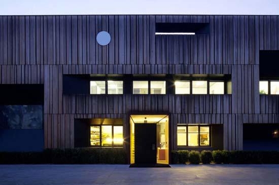 意大利建筑设计:colterenzio葡萄酒厂