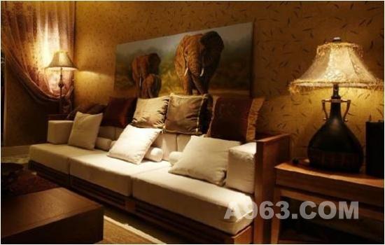 室内欣赏 印尼巴厘岛流行风格装修效果图