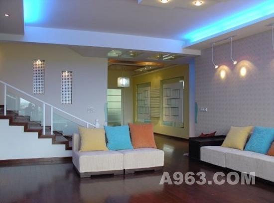 室内客厅装修效果图欣赏