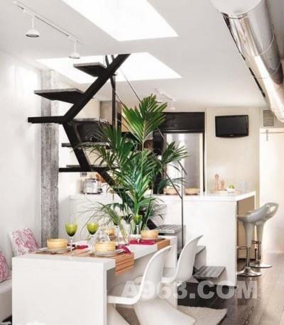 loft创意衔接 4种另类楼梯设计