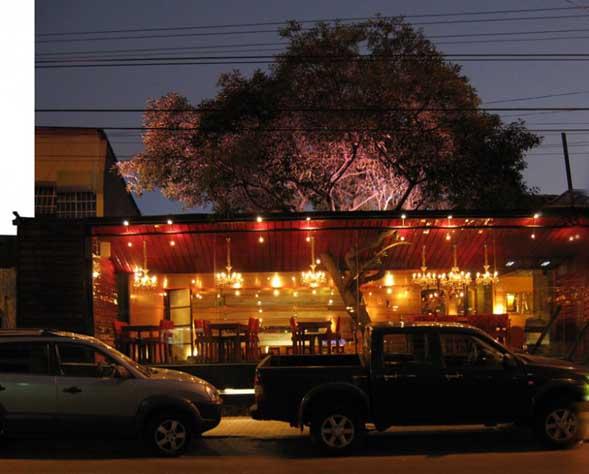 餐厅设计:厄瓜多尔boca del lobo 餐厅