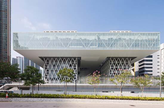 建筑设计:香港知专设计学院