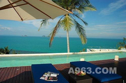 泰国苏梅岛海景别墅 那种感觉语言不能描述