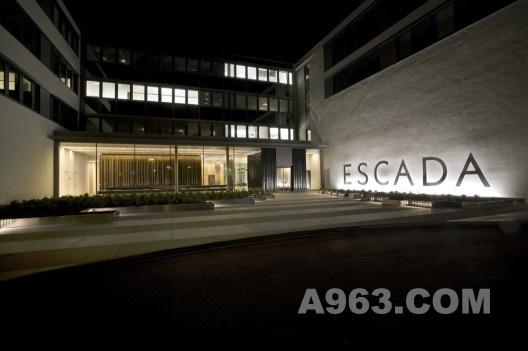 商业空间设计:德国爱丝卡达品牌时装总部