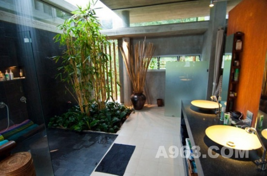 别墅室内设计欣赏 泰国攀牙湾迷人别墅