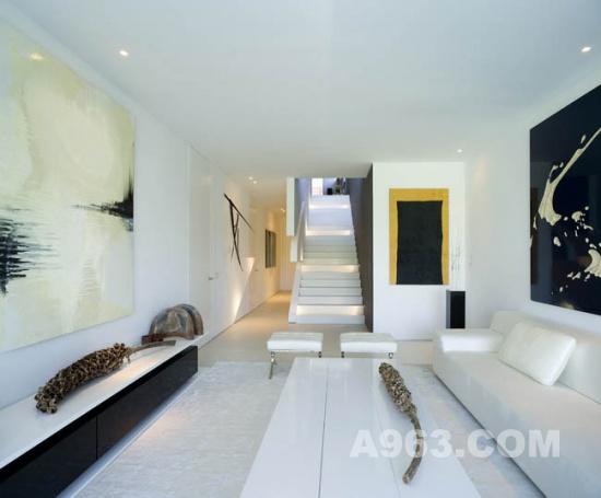 住宅空间设计:室内艺术品创意装饰