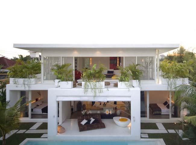 别墅设计欣赏:巴厘岛舒适别墅