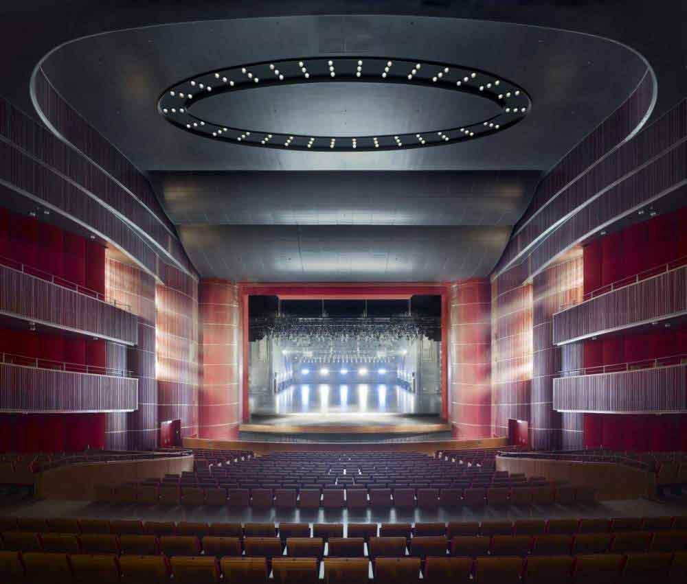 青岛大剧院设计 gmp建筑事务所