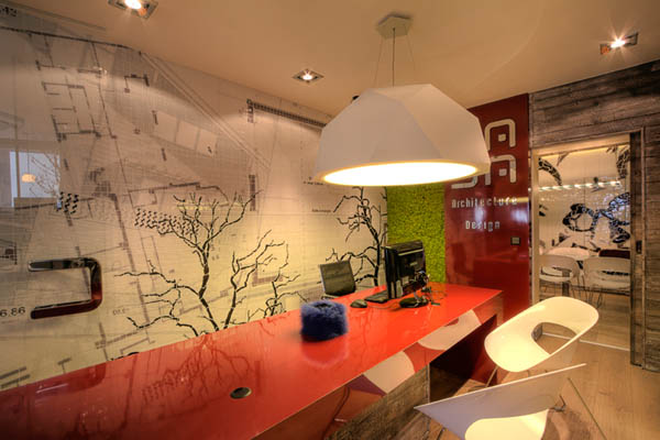 瑞士建筑师工作室设计欣赏 dada architecture   design