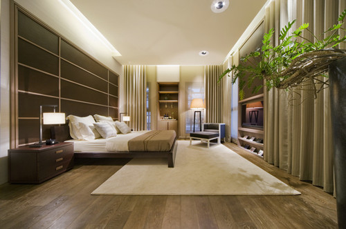 室内设计欣赏:彰显现代高品质家居生活