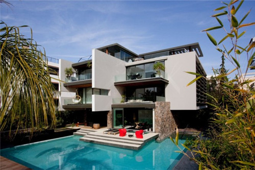 奢华现代别墅设计图展示
