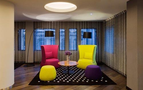 酒店设计欣赏:米索尼爱丁堡酒店