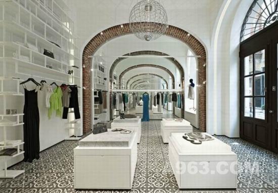 室内设计欣赏 伊斯坦布尔复古的艺术店铺