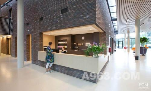 室内设计网 资讯中心 设计前沿 > 正文    医院设计欣赏:荷兰verbee