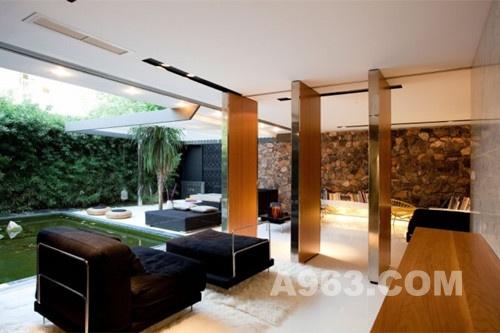 现代别墅室内设计欣赏