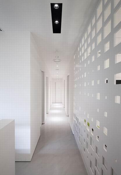 医疗空间设计欣赏 日本东京g 诊所