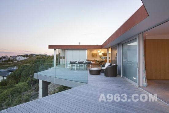 新西兰概念住宅设计欣赏