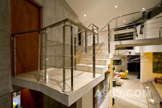 住宅空间设计欣赏 哥斯达黎加住宅