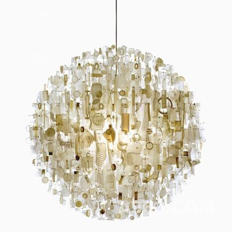 创意设计欣赏:chandeliers