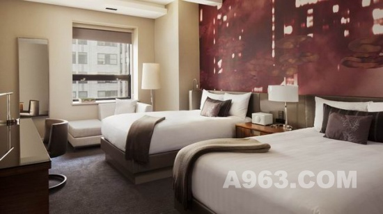 酒店设计——纽约君悦酒店 grand hyatt new york
