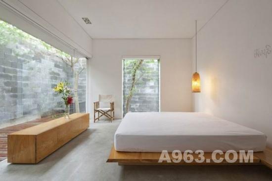 住宅空间设计 越南胡志明市 m11 住宅