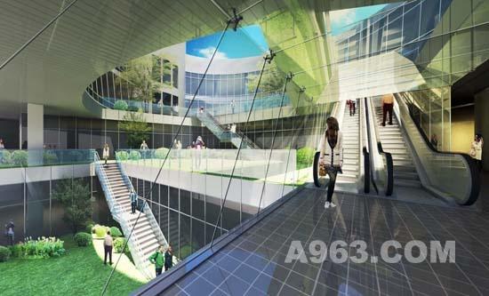 文化空间设计——高雄图书馆提案