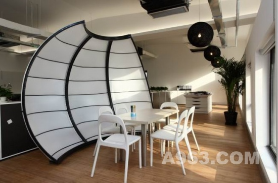南瓜创意办公空间设计欣赏