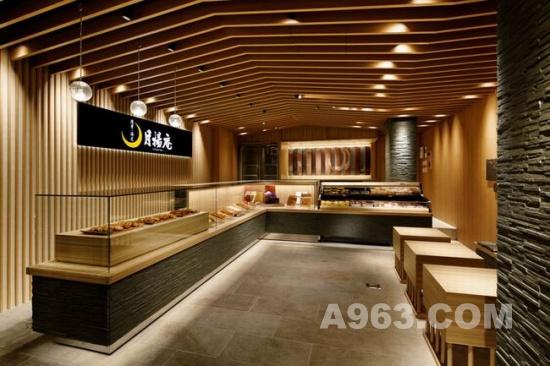 商業空間設計欣賞 日本鹿兒島tsukiage-an店鋪
