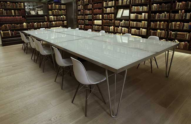 室内空间设计欣赏 墨西哥城图书馆