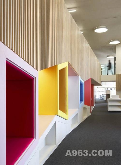 """文化空间-英格兰""""蜂巢""""博物馆图书馆图片"""